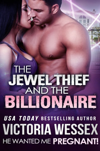The Jewel Thief and the Billionaire by Victoria Wessex 200x300